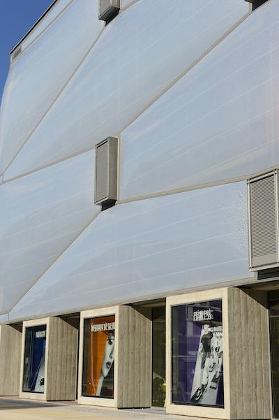 Starck nuage 4 - Philippe Starck, le nuage et l'architecture