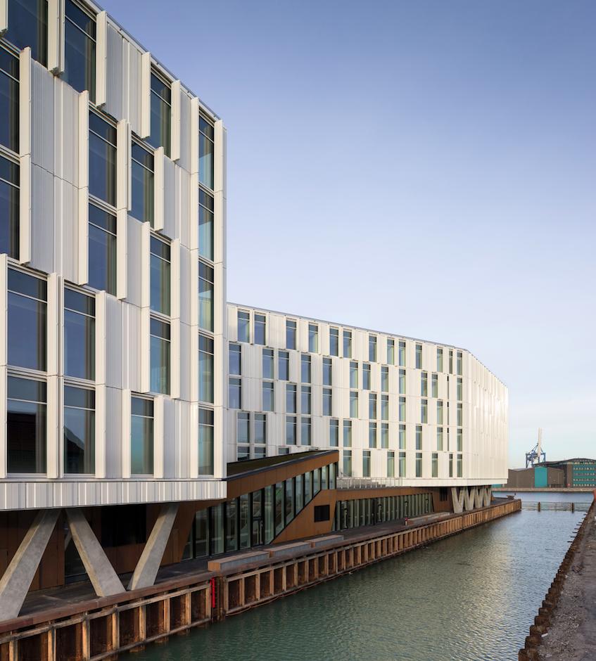 UN  - UN City à Copenhague : AsterX onusienne