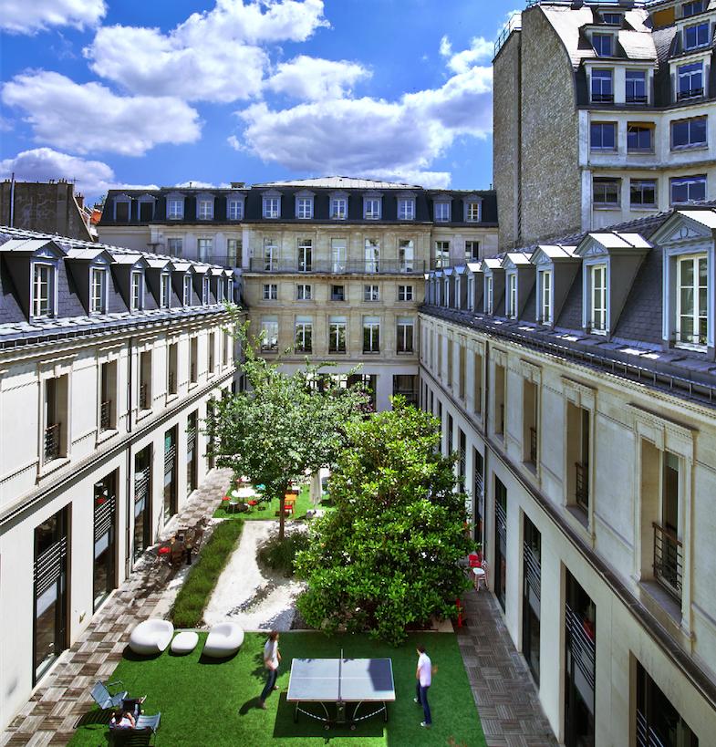 googleplex4 - Le Googleplex s'approprie le patrimoine parisien