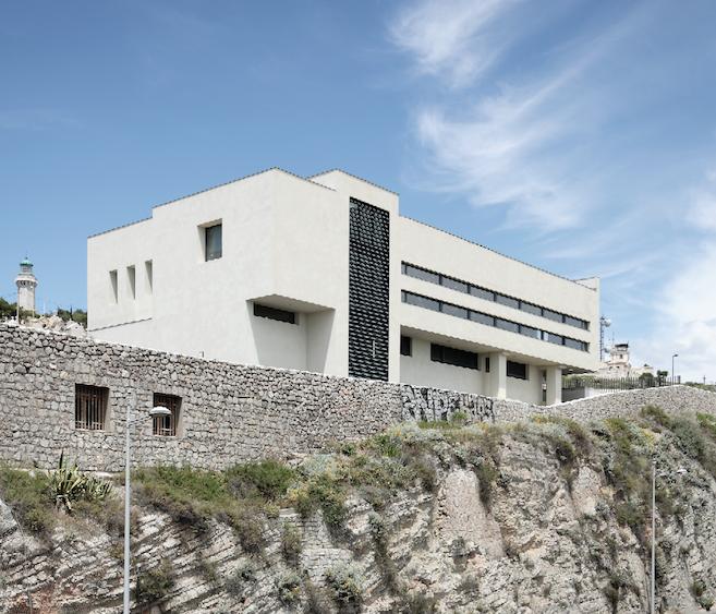 musée de la mer - Sète enfante son musée de la mer