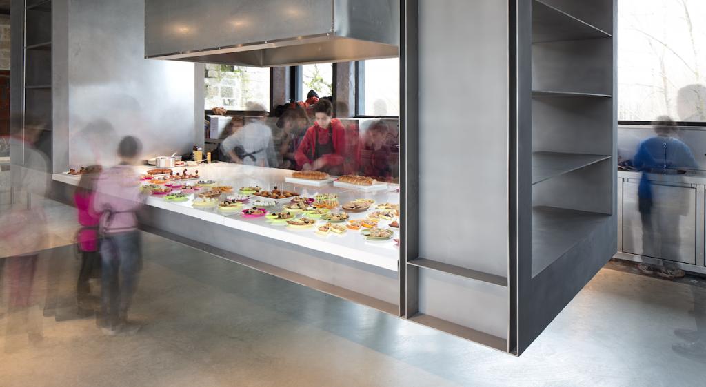 negrepelisse3 1024x562 - RCR arquitectes : La Cuisine de Nègrepelisse